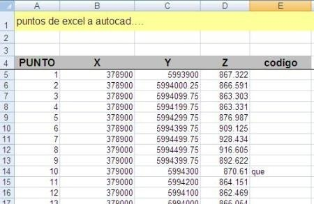 clip image0019 From Excel to AutoCAD, more easier than ever