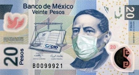 clip image00112 The new bill of Mexico