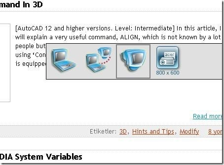 clip image001207 Problem 4: Acer Aspire One, does not send the Datashow
