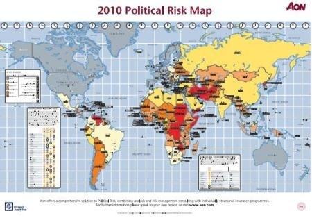 clip image002147 Political risk map