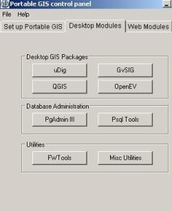 clip image00277 Portable GIS, all from a USB