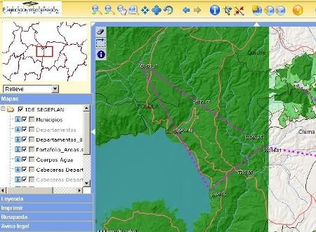 clip image0037 Spatial Data Infrastructure for Guatemala