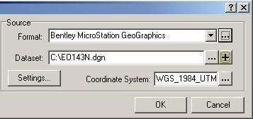 clip image00390 ArcMap: Import data from Microstation Geographics