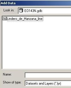 clip image00539 ArcMap: Import data from Microstation Geographics