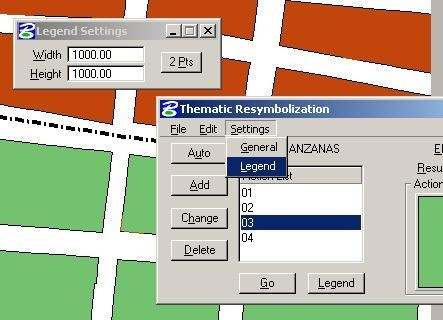 How to make theming in Microstation Geographics – Autocad Software