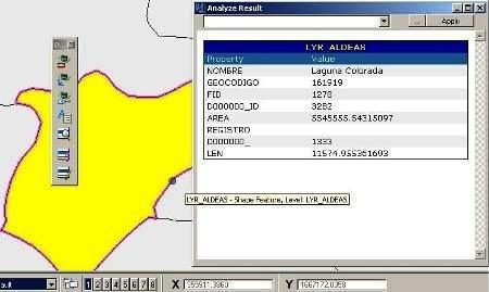 clip image00831 Testing Bentley Map: Interoperability with ESRI
