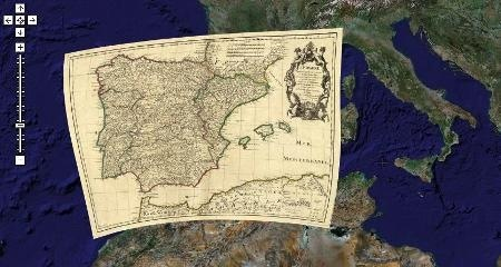 Antique maps in google maps gumiabroncs Choice Image