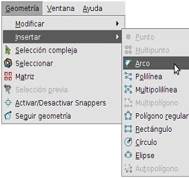 clip image0032 Open CAD Tools, gvSIG editing tools