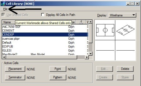 clip image0044 How to create a block on Microstation (Cell)