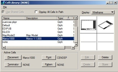 clip image0054 How to create a block on Microstation (Cell)