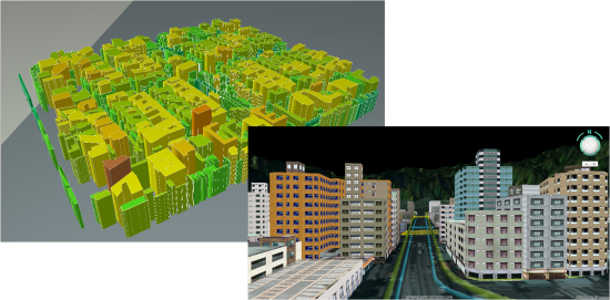 GIS for 3D Analyst and Better Maptile Productivity – Autocad