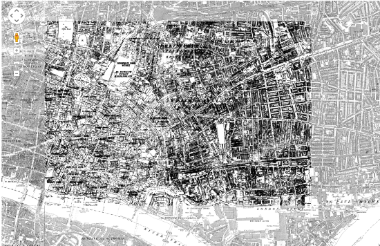 web maps london