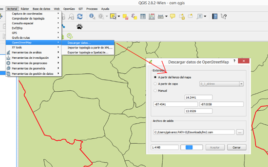Import data from OpenStreetMap to QGIS – Autocad Software